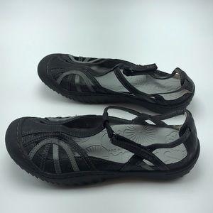 JBU Jambu Adventure Flats Shoes - Size 9